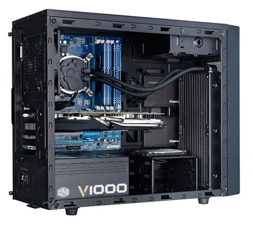 Cooler Master N Series Cases Embrace Liquid Cooling Without the Bulk