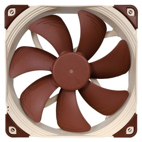 Noctua Gives Award-Winning NF-A14 Fan a High-Speed PWM Performance Boost