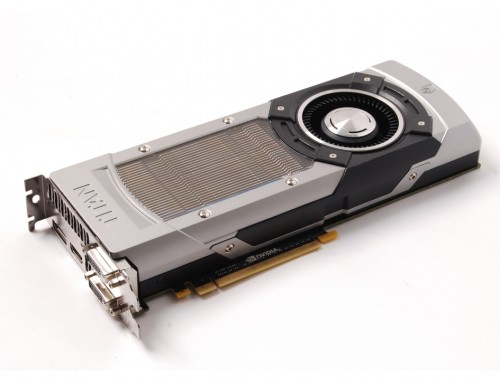 ZOTAC Takes the Nvidia GeForce GTX TITAN Above and Beyond With New AMP! Edition