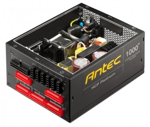 COMPUTEX 2013 - Antec Announces Two New Power Supply Series Updates