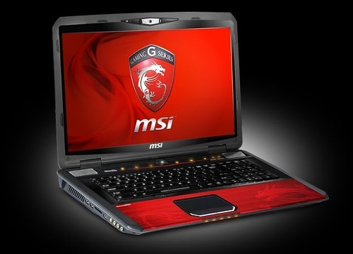 COMPUTEX 2013 - MSI Shatters Previous Portable Gaming Benchmarks