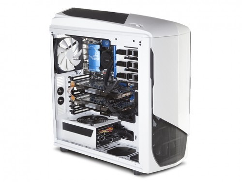 COMPUTEX 2013 - NZXT Unveils the True Successor to Original Phantom Chassis