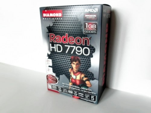 Diamond Multimedia Radeon HD 7790 (7790PE51G) Graphics Card Review