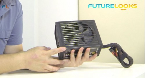 Unboxing the be quiet! Dark Power Pro 10 650 Watt Power Supply (Video)