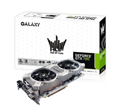 Galaxy Launches Their World Record Breaking NVIDIA GTX 780 HOF Edition Video Card