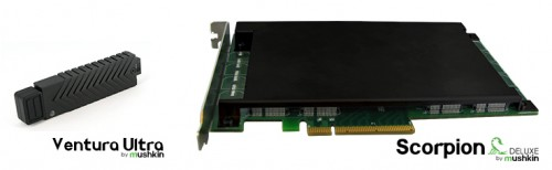 Did You See Mushkin's New PCIe SSD and USB 3.0 Flash Drive at the 2013 Flash Summit?