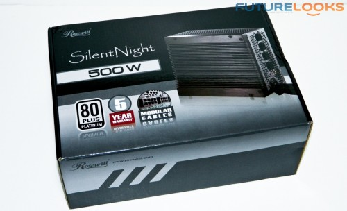 Rosewill Silentnight 500 Watt Power Supply Review