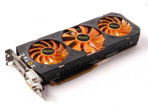 ZOTAC Cranks the NVIDIA GeForce GTX 780 up to Eleven