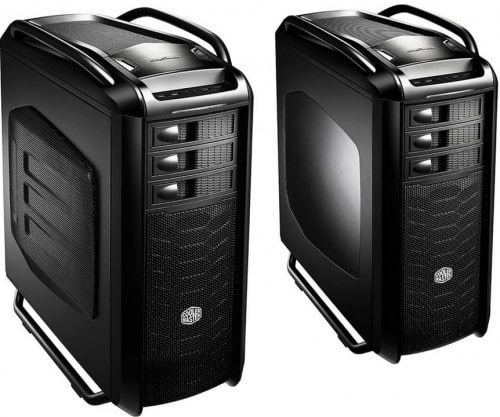 The Cooler Master Cosmos SE - A More Budget and Back Friendly Cosmos II