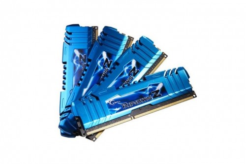 G.Skill Unleashes Over 15 New Quad Channel Memory Kits for Intel's Ivy Bridge-E