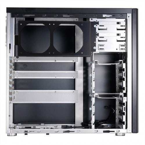 Lian Li PC-10N Mid-Tower Boasts Railing Motherboard Tray Design and More