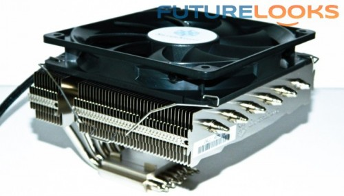 The Silverstone NT06-PRO Low Profile CPU Cooler Reviewed