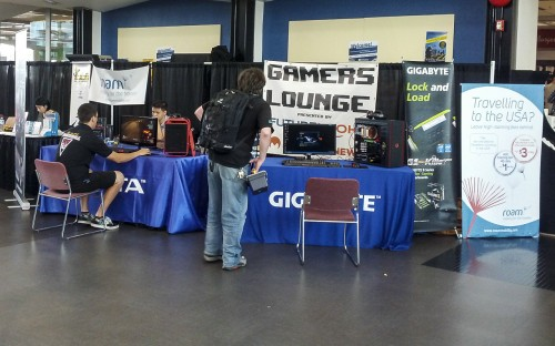 Futurelooks Represents PC Gaming and DIY at the 2013 BCIT Tech Day
