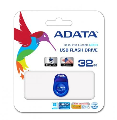 Smaller, Lighter and Faster ADATA DashDrives on the Way