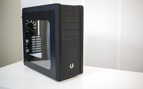 CONTEST CLOSED - We're Giving Away a BitFenix Ronin Mid-Tower Case With Your Choice of LED Fans!