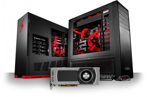 The NVIDIA GTX 780 Ti is Now Available in Digital Storm PCs