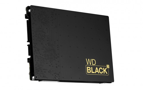 The WD Black2 Dual Drive Takes SSD and Hard Drive Technology Beyond Hybrid