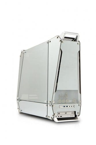 The In Win tòu PC Chassis Allows You to See Clearly, Now