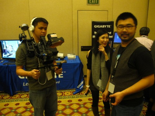 CES 2014 - GIGABYTE Throws Overclocking Party