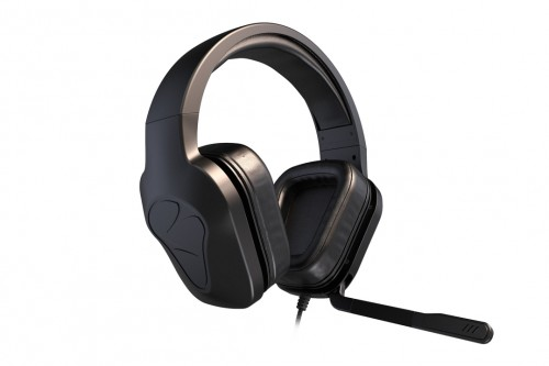 CES 2014 - The Mionix NASH 20 Gaming Headset Brings Back the Boom