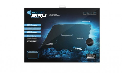 The ROCCAT Siru Mousepad Provides Ultra Thin Sliding Surface For Precise Gaming