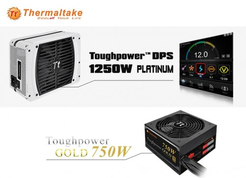 CES 2014 - Thermaltake Packs Entire Line Of PC DIY Products Off to Las Vegas