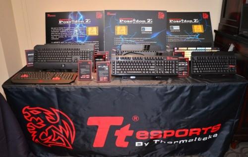 CES 2014 - Tt eSPORTS Brings Everything Gaming to Las Vegas
