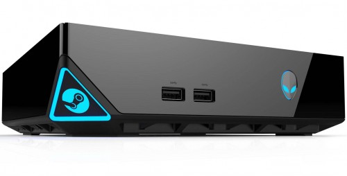 CES 2014 - Split Personality Steam Machines Coming from Digital Storm and Alienware