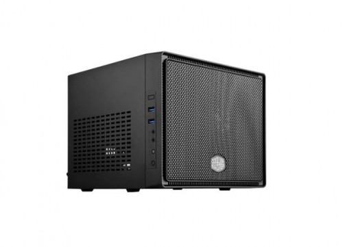 Post-CES 2014 - The Cooler Master Elite 110 Chassis is Mega Affordable Mini-ITX