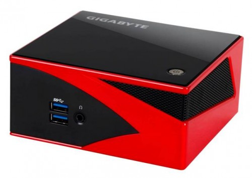 GIGABYTE Builds a Small Gaming Rig with New BRIX Gaming