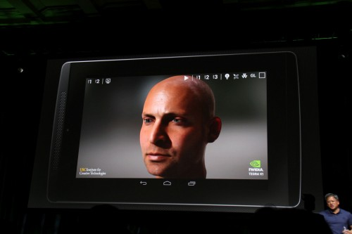 CES 2014 - NVIDIA Tegra K1 Brings Photo-Realistic Rendering Everywhere