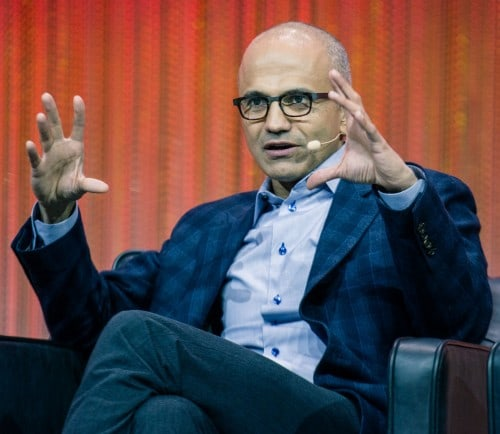 Microsoft Names Satya Nadella as New CEO