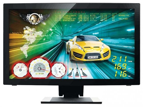 ViewSonic Brings Us Next Generation TD2240 10-Point Touch Display