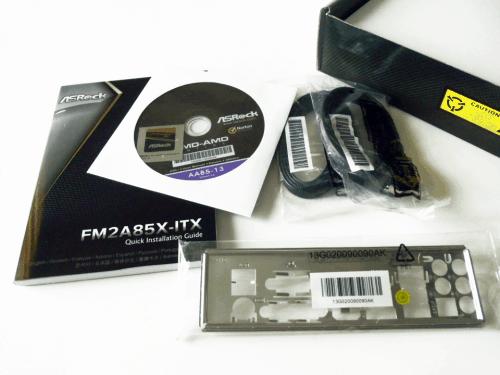 ASRock FM2 A85X-ITX Motherboard Review