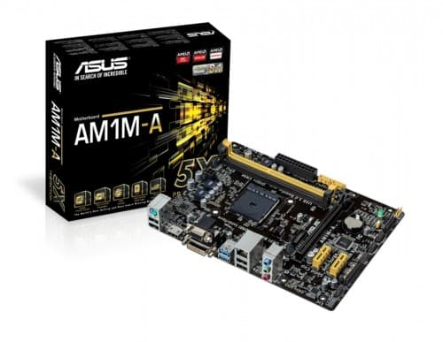 "ASUS AM1M-A and AM1I-A Motherboards Ready for New AMD ""Jaguar"" SoC"