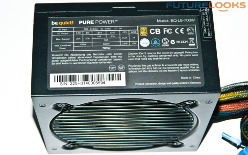 be quiet! Pure Power L8 700 Watt ATX Power Supply Reviewed