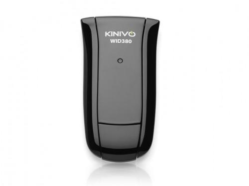 Kinivo's WID380 USB WiFi Adapter Works Fast, Looks Cute