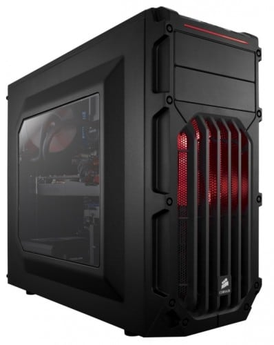 Corsair Breaks the Mold with a Trio of New Carbide Series SPEC Cases