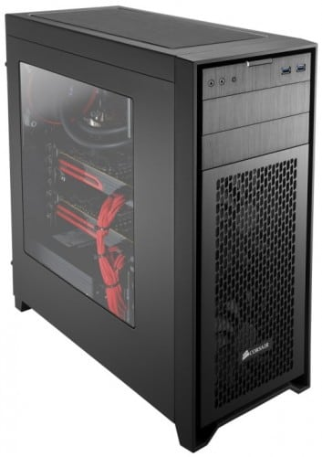 Corsair Further Refines Obsidian Series to Near Perfection
