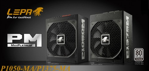 Lepa Aims for a New Record with the 1375W Platinum Power Supply
