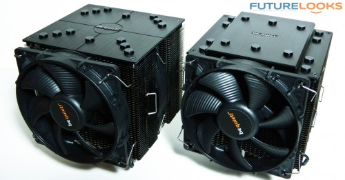 be quiet! Dark Rock Pro 3 CPU Cooler Review