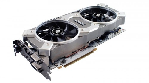 Galaxy GTX 780 Ti HOF+ Claiming Title of Most Powerful GPU?