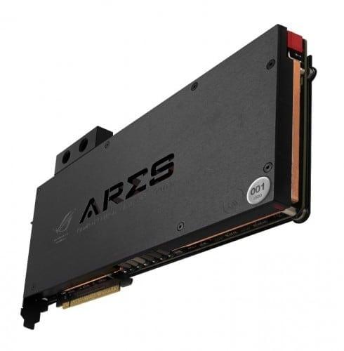 COMPUTEX 2014 - ASUS ROG Brings More Black and Red Than AMD