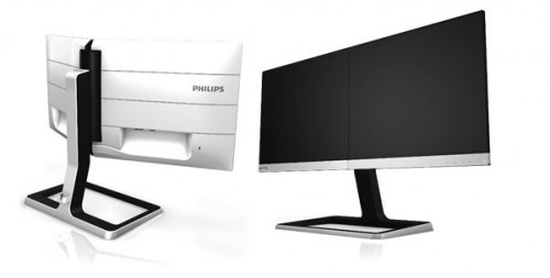 COMPUTEX 2014 - Philips Two Headed Monitor Wins One Big Award