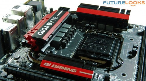 GIGABYTE GA-Z97X Gaming GT Motherboard Review 17