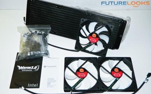 Thermaltake Water 3.0 Ultimate Liquid CPU Cooler Review 3