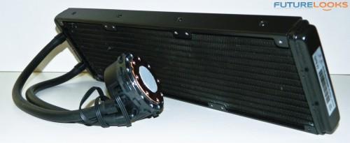 Thermaltake Water 3.0 Ultimate Liquid CPU Cooler Review 8