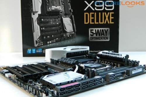 ASUS X99 Deluxe Haswell-E Motherboard Review 22