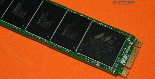 Plextor PX-G256M6e M.2 256GB PCIE SSD Review