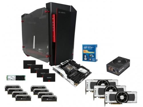 The NewEgg Supreme Combo Features Superb NVIDIA GPU Flaw
